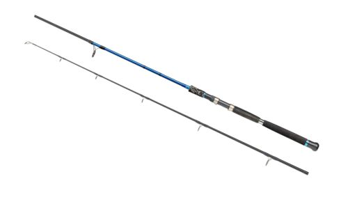 DAM Steelpower Blue Shad /& Pilk 2,70m 40-170g Shadrute Pilkrute Steel Power Blau