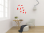 Butterfly-Stickers-Pack-Transfer-Wall-Decals thumbnail 4