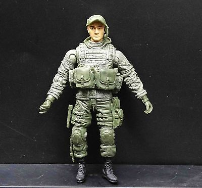"""LOT of 12 BBI ELITE FORCE 4/"""" 1//18 action figure/'s Accessories assembly packbag E"""