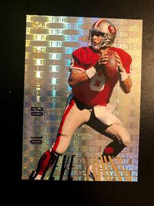 1995-SkyBox-Premium-Paydirt-San-Francisco-49ers-Football-Card-PD30-Steve-Young