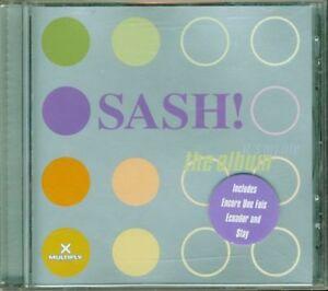 Sash-It-039-S-My-Life-The-Album-Cd-Eccellente-Spedito-48H