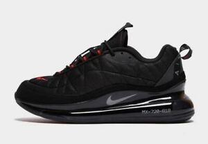 Nike-MX-720-818-034-nero-rosso-034-Uomo-Scarpe-da-ginnastica-Tutte-Le-Taglie