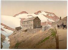 Ortler Territory Stilfserjoch Ferdinandshohe Tyrol A4 Photo Print