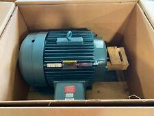 New Baldor 75 Hp Electric Ac Motor 365tz Frame 3555 Rpm 460 Vac 3 Phase