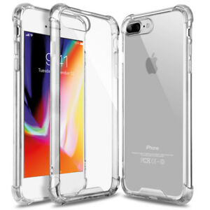 Hybrid-Shockproof-Clear-TPU-Hard-Bumper-Cover-For-iPhone6-7-8-X-XR-MAX-Plus-Case