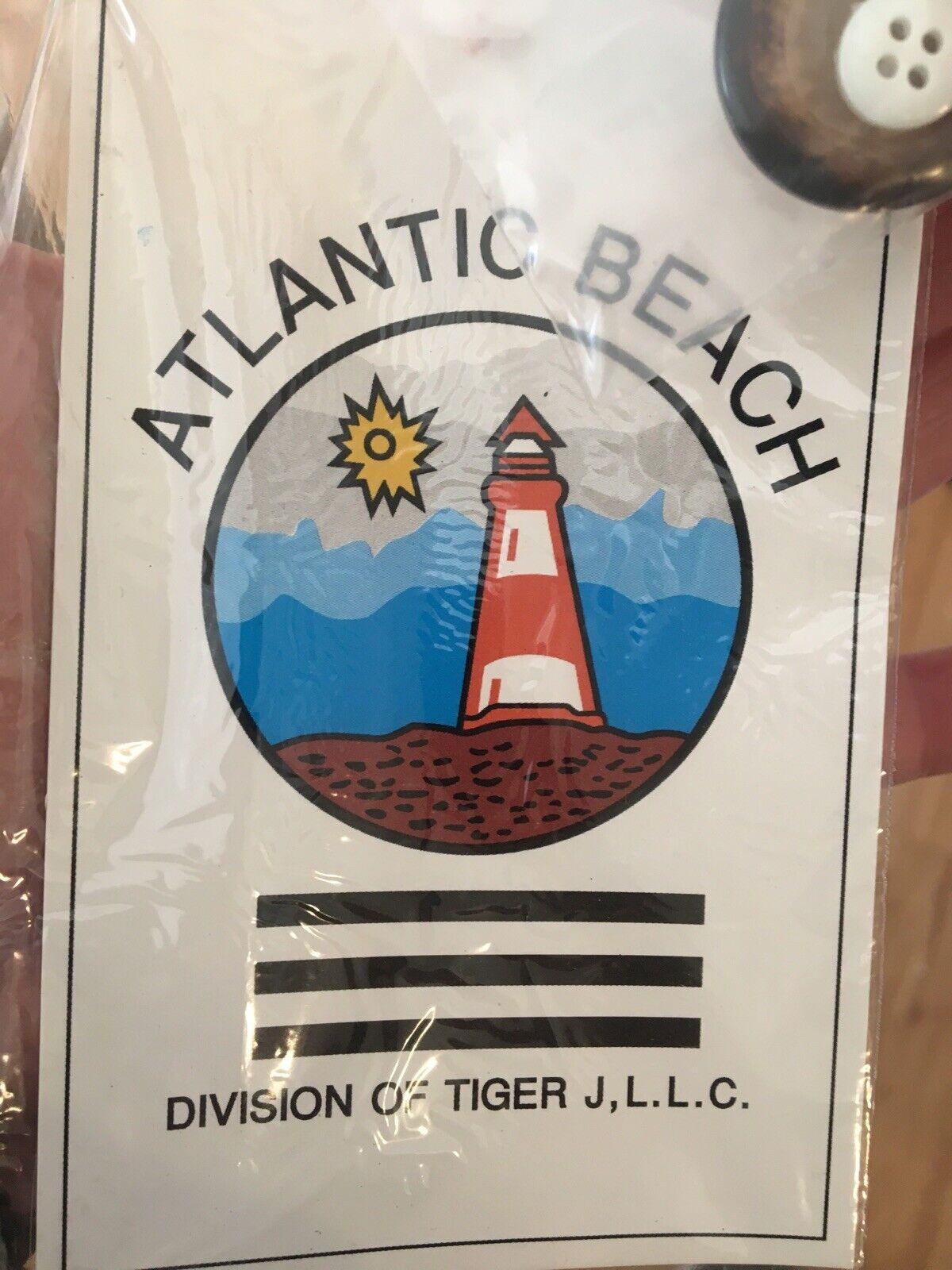 Atlantic Beach Womens Beautiful Suede Leather/Fau… - image 5
