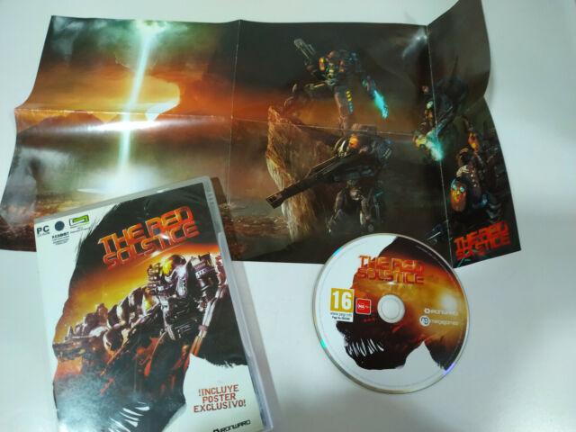 The Red Solstice - Juego para PC CD-Rom España