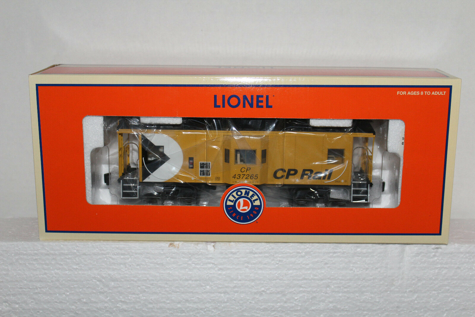 Lionel  17670 CP Rail Bayfinestra  Smore Caboose