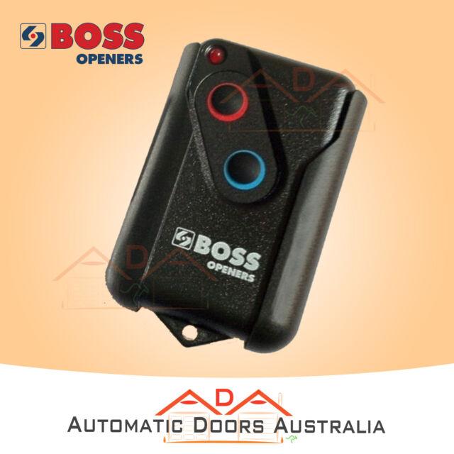 Boss BHT4 Remote- Suits Steeline Guardian RD1 BOL4 Hand Transmitter- 2211-L (TX)