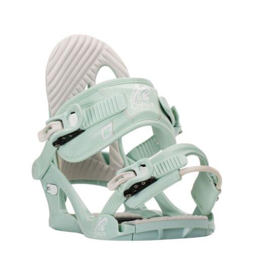 M für Boots Größe 36-40 K2 Snowboardbinding K2 Charm Snowboard Bindung Gr