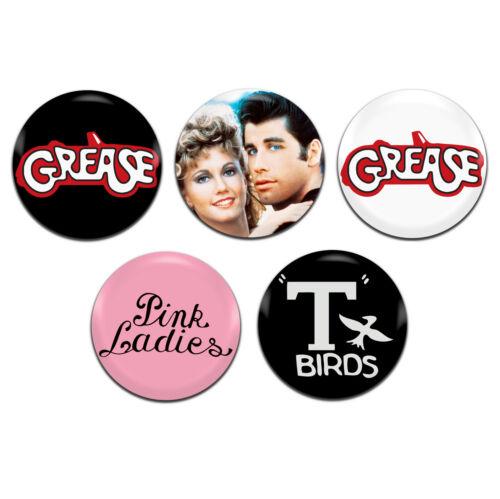Unused MINT 1978 Grease Movie Pin