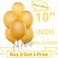 50-Balloons-Latex-Plain-and-Metallic-Birthday-Wedding-helium-BestQuality-Ballon thumbnail 9
