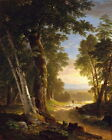 """Art Canvas Print Landscape Classical Oil painting Printed on canvas 16""""X20"""" P33"""