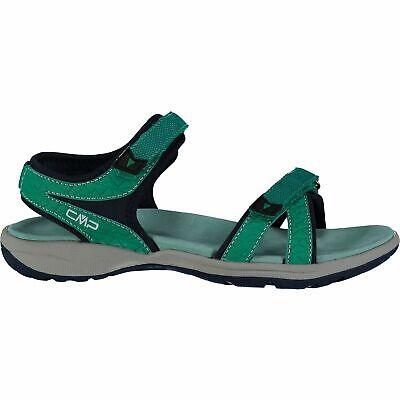 Fiducioso Cmp Scarponcini Adib Wmn Hiking Sandal Verde Tinta-mostra Il Titolo Originale Prestazioni Affidabili