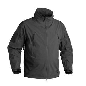 Helikon Tex Soldat Lightweight Outdoor Softshell Veste Black Noir M Medium-afficher Le Titre D'origine