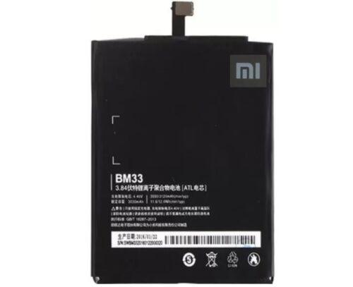 Original Xiaomi bm33 bm 33 batería para Xiaomi MI x9 batería batería nuevo