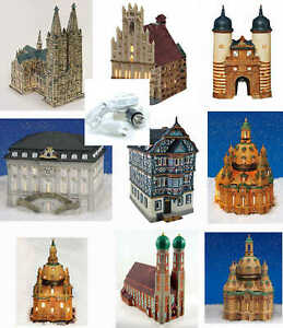 Kolner Dom Koln Modell Figur Miniatur Munchen Bonn Rath Lichthaus Wurm Dresden Ebay