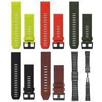 Garmin Quickfit™ 26 Replacement Watch Bands For Fenix 5x