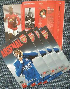 Arsenal-v-Manchester-United-Scored-0-0-Premier-League-Programme-30-1-2021