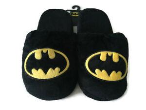 DC COMICS BATMAN LOGO Slippers