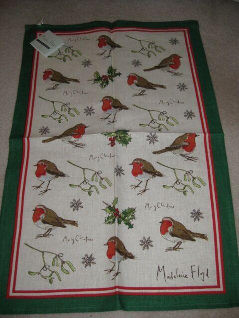 New Ulster Weavers Madeleine Floyd Bird Song 100/% Cotton Kitchen Tea Towel