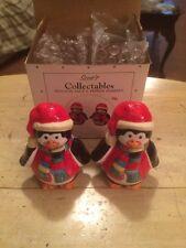 Vintage Scott's Collectables Penguin Salt & Pepper Shakers