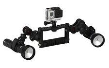 Goodman Handle With Video Lighting System 2400 Lumen for GoPro® FLEX-ARM GO.010