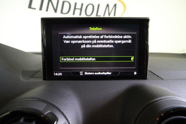 Audi Q2 1,6 TDi 116 Sport S-tr.