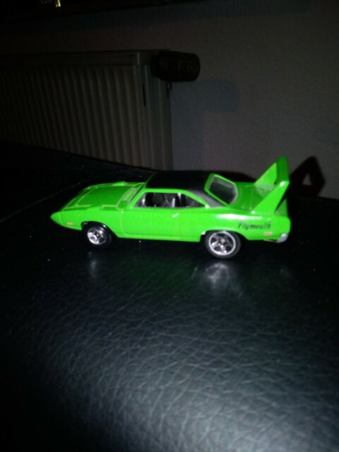 Hot Wheels 70 Plymouth Superbird  First Edition 2006  sehr rare