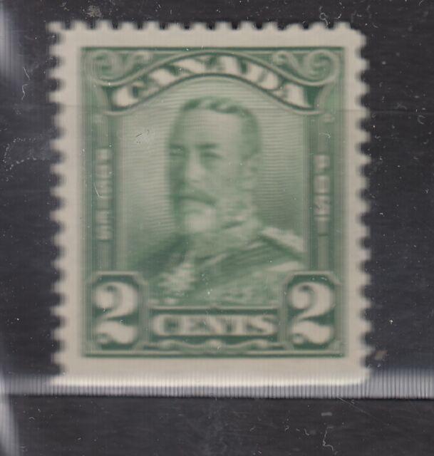 1928-1929  #150 2¢ KING GEORGE V SCROLL ISSUE LOWER MARGIN  VFNH
