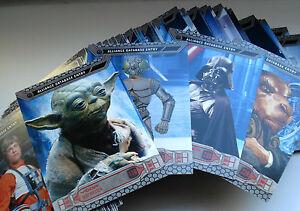 Topps-Star-Wars-Perspectives-BASIS-KARTEN-1R-50R-Cards-zur-AUSWAHL-034-to-choose-034