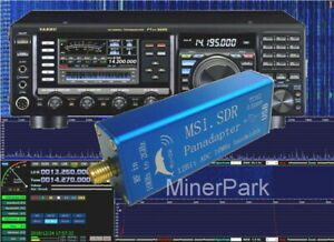 Details about MSi SDR 10kHz to 2GHz Broadband Software Radio Receiver  Compatible SDRplay RSP1