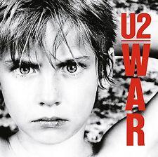 U2 WAR REMASTERED VINILE LP 180 GRAMMI NUOVO SIGILLATO
