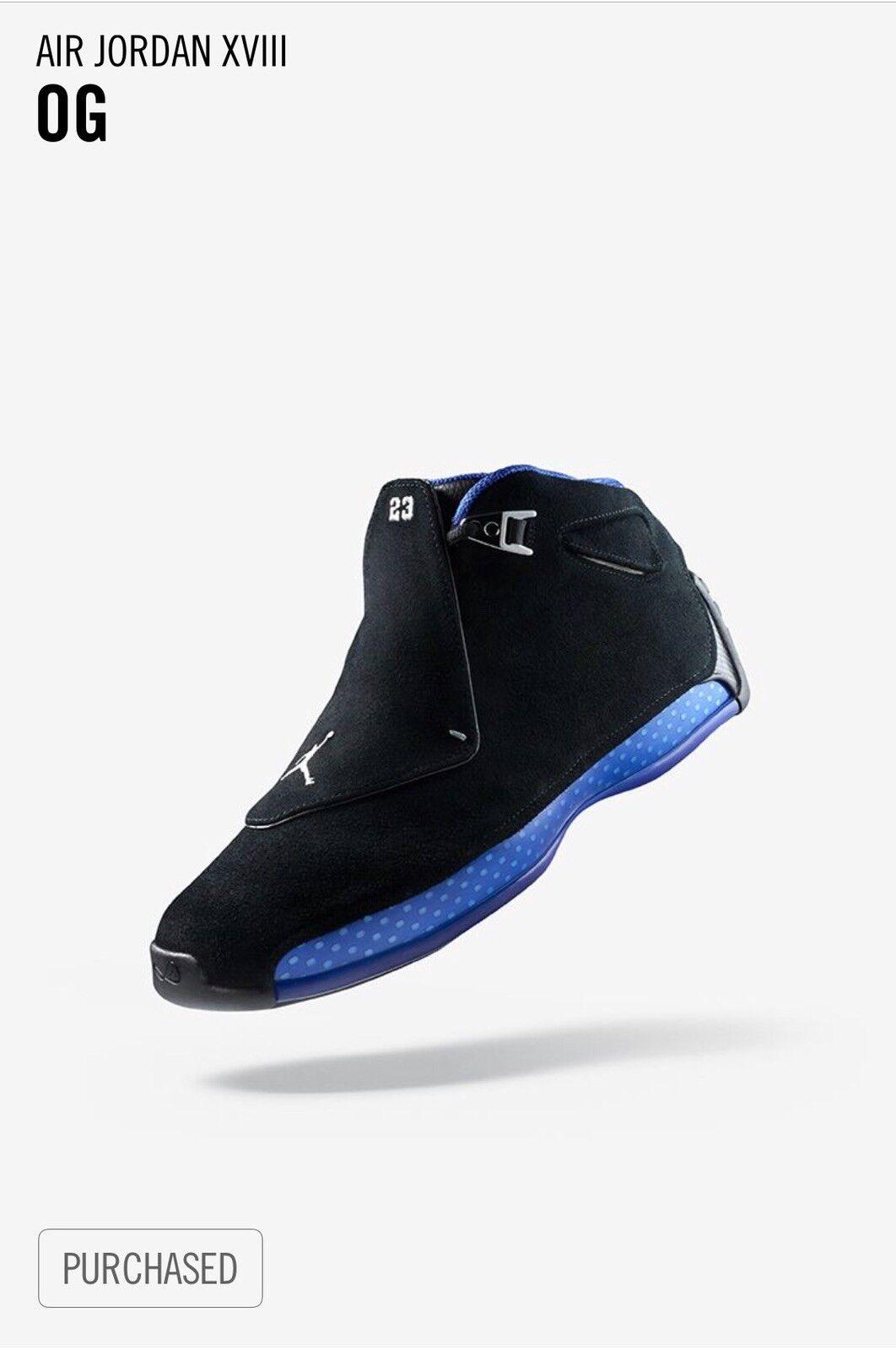 4ec59239a5c Jordan XVIII Size 12 DS nqfebx3666-Athletic Shoes - mixed.zweiakter.com