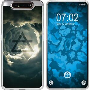 Case-for-Samsung-Galaxy-A80-Silicone-Case-Element-air-M1-protective-foils