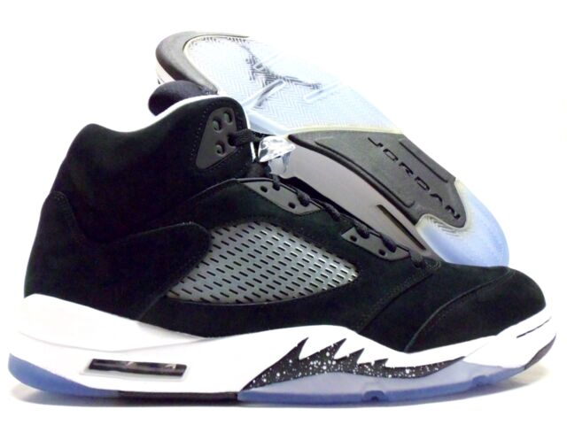 official photos e0b12 6feea ... new arrivals nike air jordan 5 v retro oreo us 14 eu 48.5 uk 13 black