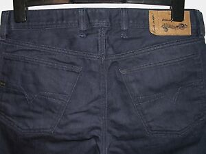 Leg Waykee Jeans Diesel Straight 008qu Fit a2445 Wash W32 Regular L30 SwIwBqZ6