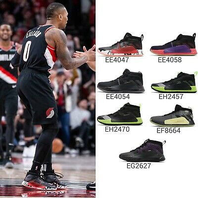 Adidas Dame 5 V Damian Lillard Trail Blazers Men Basketball Shoe Sneakers Pick 1 Ebay