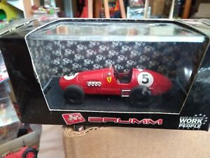BRUMM-R044-Ferrari-500F2-F1-Alberto-Ascari-GB-GP-1952-NEUF-BOITE