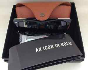 4364bd50a Ray Ban Ultra Wayfarer RB 2157K White Gold Limited Edition Bruno ...