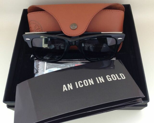 ray ban limited edition ultra gold aviator sunglasses