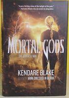 The Goddess War: Mortal Gods 2 By Kendare Blake (2014, Hardcover)