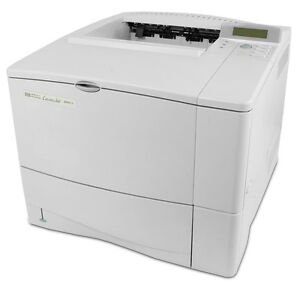 service manual hp hewlett packard laserjet 4000 4050 series printer rh ebay com hp laserjet 4000 manual laserjet 4000 specs
