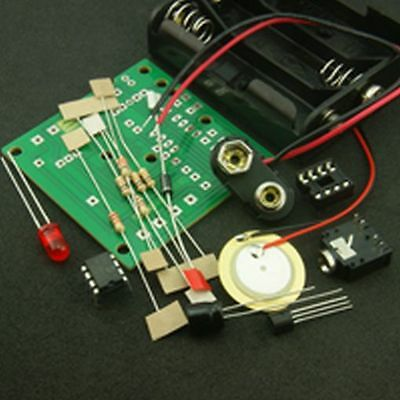PicAxe Microcontroller System Alarm Project Kit