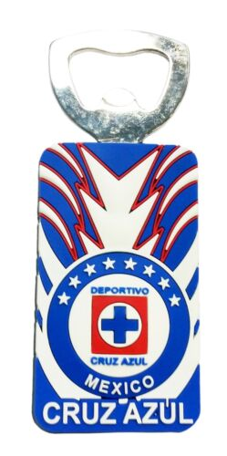 Official Licensed Mexican Soccer Teams Bottle Opener With Magnet