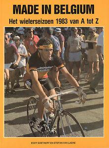 HET-WIELERSEIZOEN-1983-VAN-A-TOT-Z-MADE-IN-BELGIUM