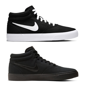 Nike-SB-Lot-Mid-Hommes-Skate-Chaussures-Skater-Chaussures-Chaussures-De-Sport-Toile-2017