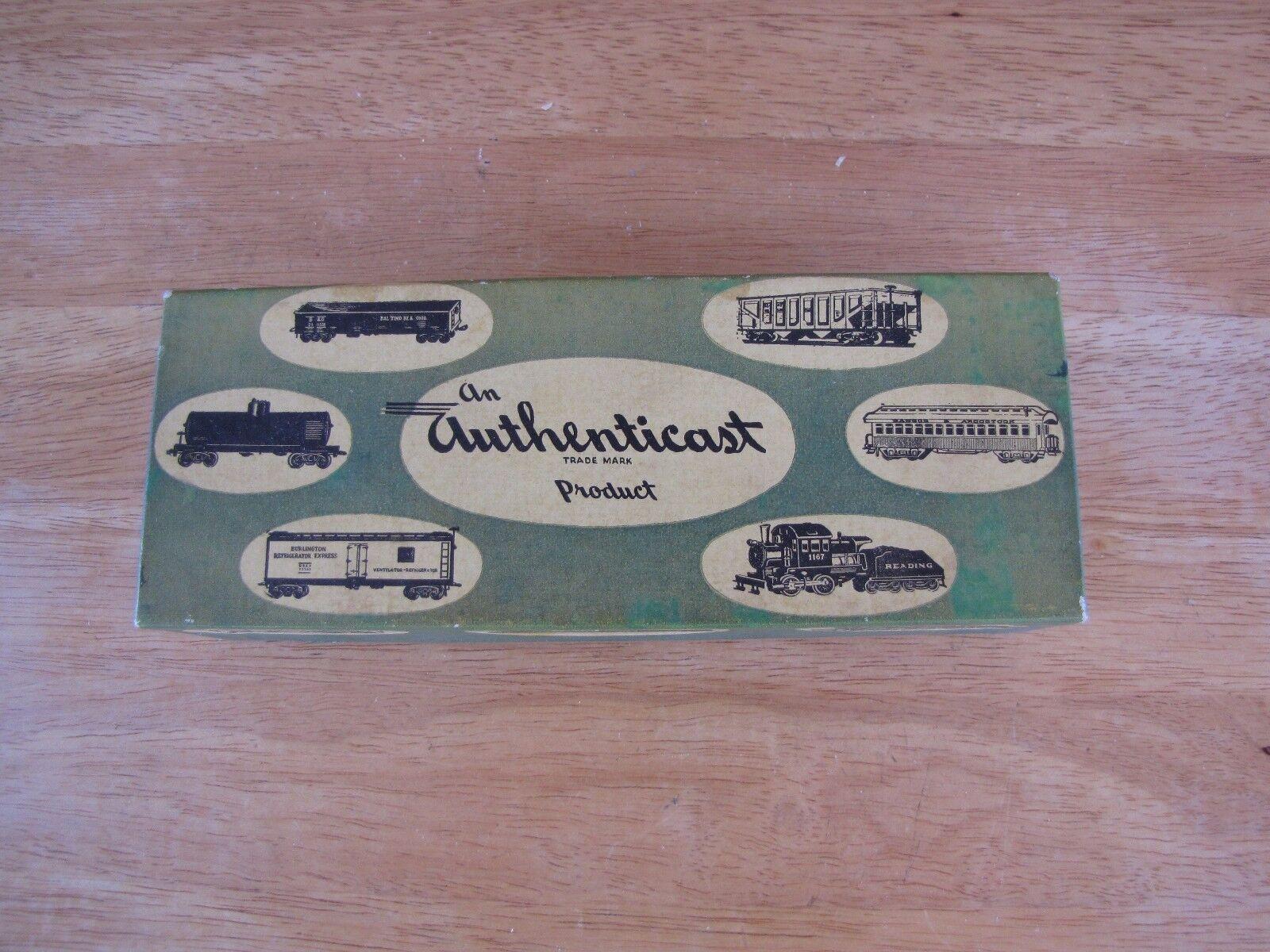Ho scale Vintage Authenticast Authenticast Authenticast signal bridge 17cd1f