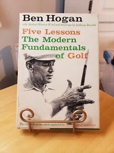 Ben Hogan - Five Lessons - The Modern Fundamentals of Golf ...