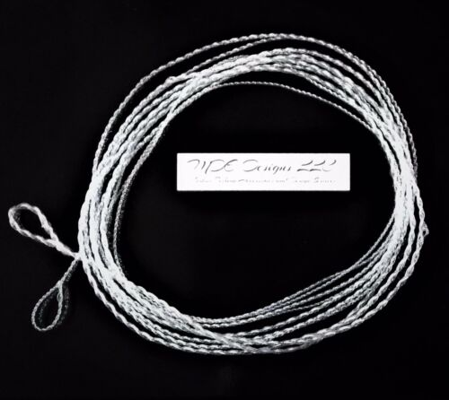Monofilament Tapered Furled Leader 68 Inch 4-6 WT Lines Clear